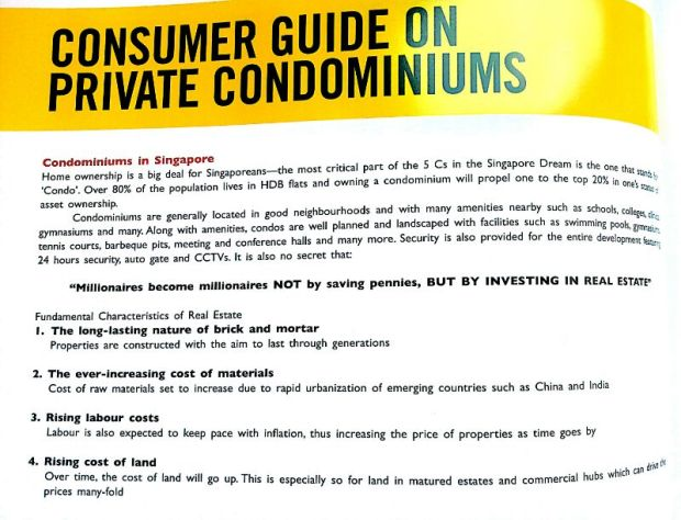 'INVESTING IN REAL ESTATE' pg20 Homebuyers magazine Mar2014 issue