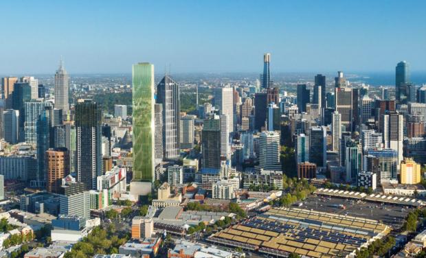 Victoria One Melbourne @ Australia, 452 Elizabeth Street
